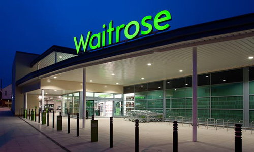 waitrose store - engages employees with idea management software
