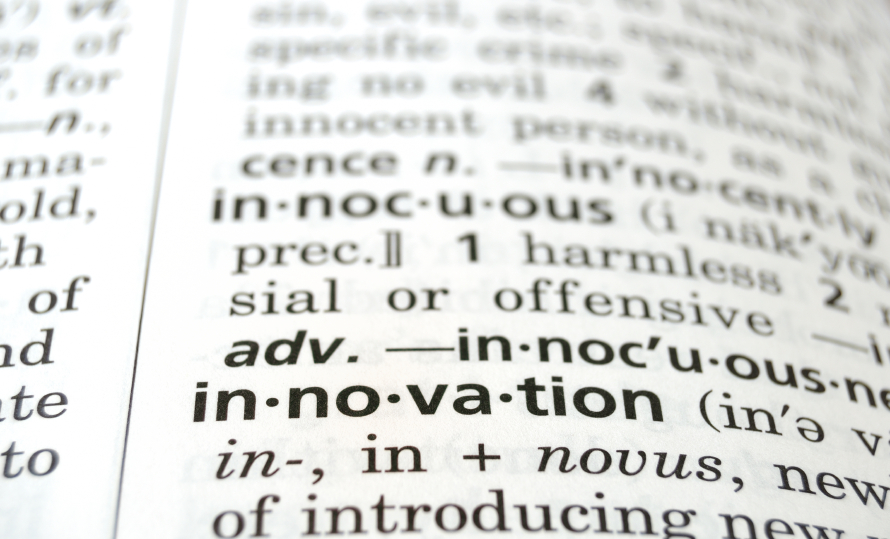 what is innovation dictionary