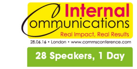 Internal Communications Conference driving engagement  exploiting new technologies  innovative internal channel strategies