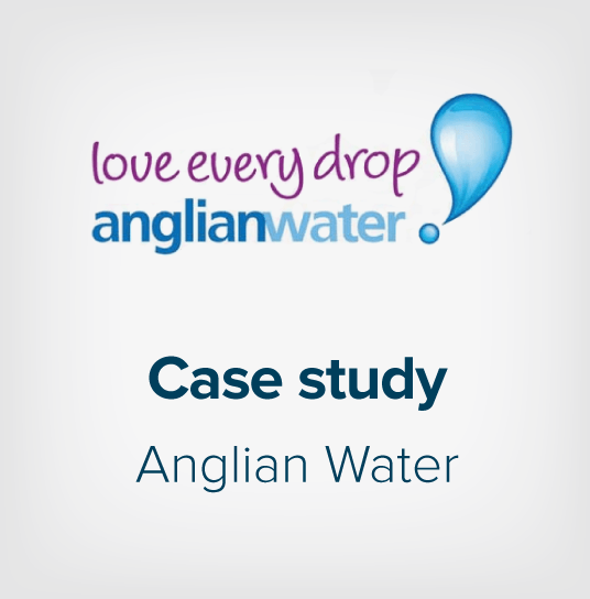 Anglian Water Case study