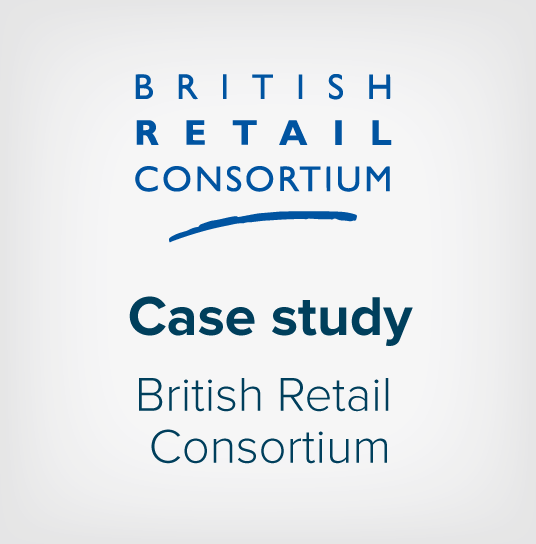 British Retail Consortium Case study