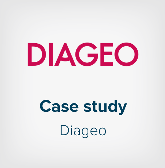 diageo case study Case studies diageo - atex conveyor solutions  diageo needed to appoint a company that could really understand the specific challenges and work in partnership.
