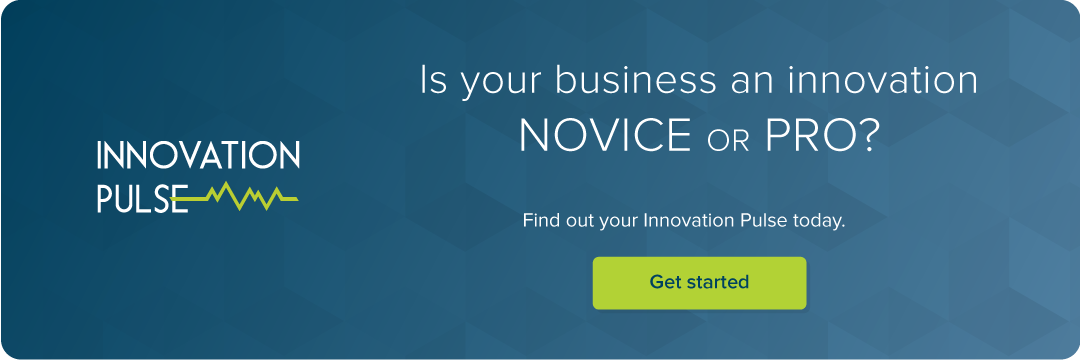 Innovation Pulse: Is your business an innovation Novice or Pro?