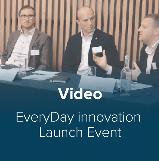 Everyday Innovation Event Launch Thumbnail