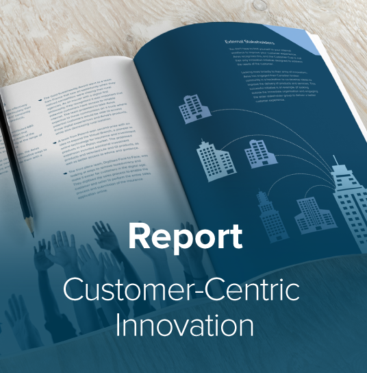 Report Customer Centric Innovation Thumbnail