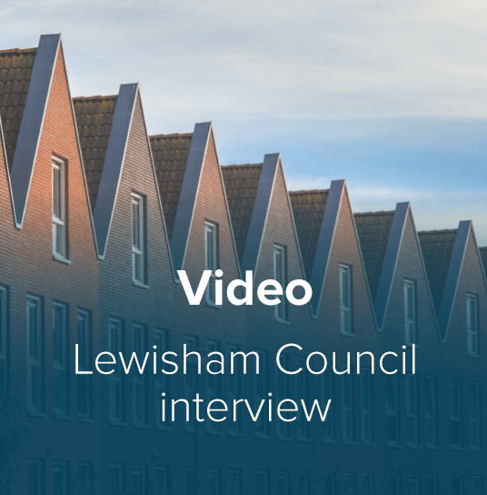 Lewisham Council Interview