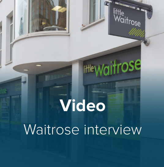 Waitrose Interview Thumbnail