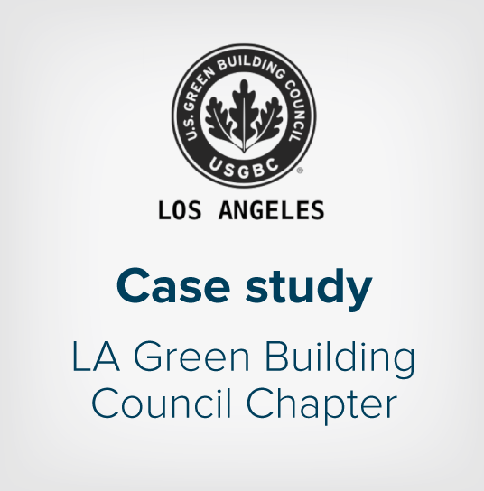LA Green Build Logo