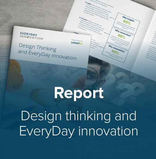 Report Design Thinking & Everyday Innovation Thumbnail