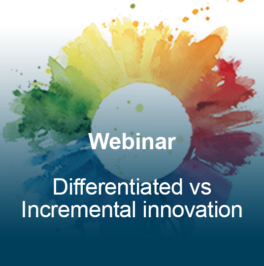 webinar - Differentiated vs Incremental innovation