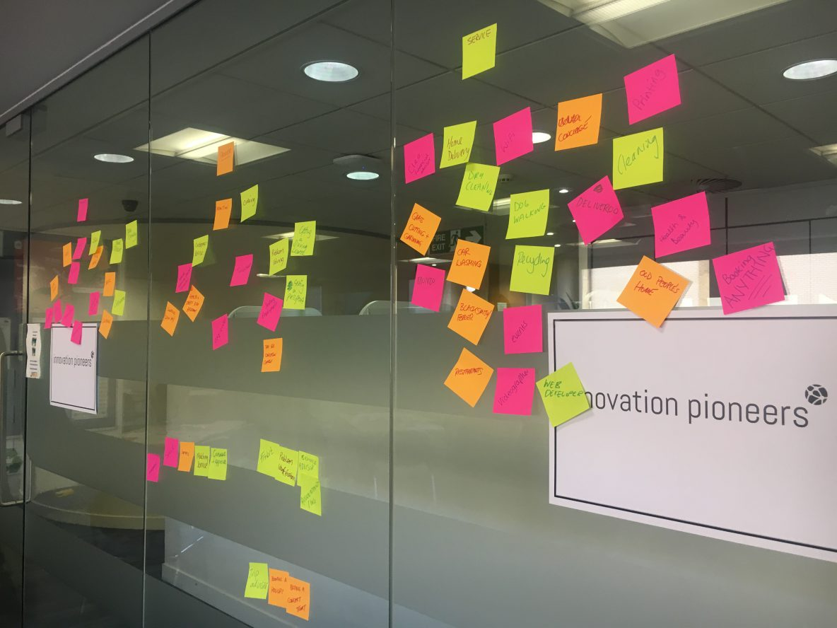 Seven steps to take towards creating a culture of innovation