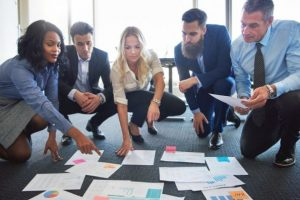 Incremental innovation_group discussing