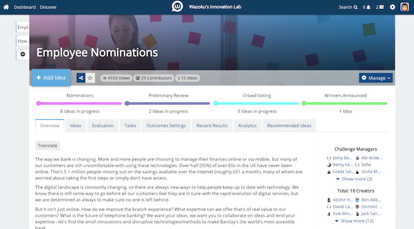 always-on-nominations