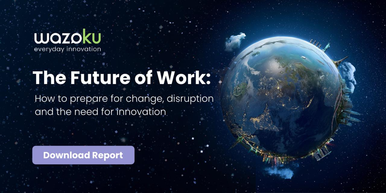 the future of work report
